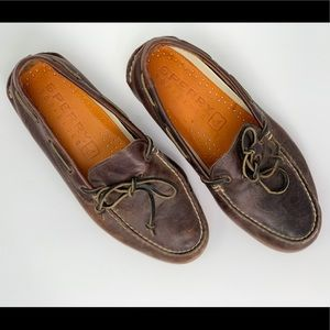 Sperry Topsider Loafer Leather